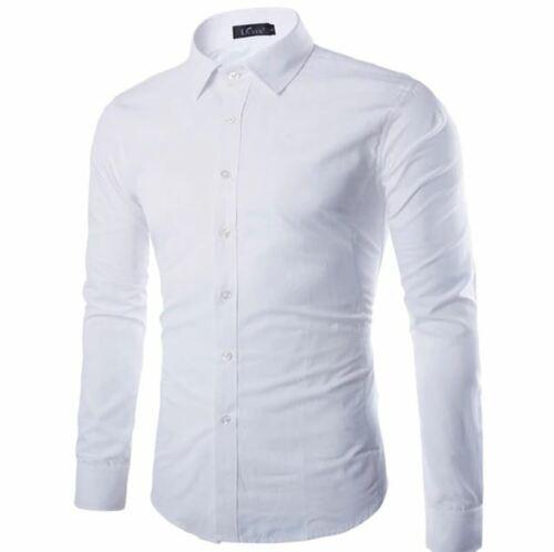 Camisa casual para hombres Camisas de vestir de moda Camisas Ropa de hombre New