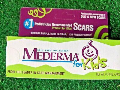Mederma For Kids Skin Care For Old New Scars 70oz 20g Tube 885417527032 Ebay