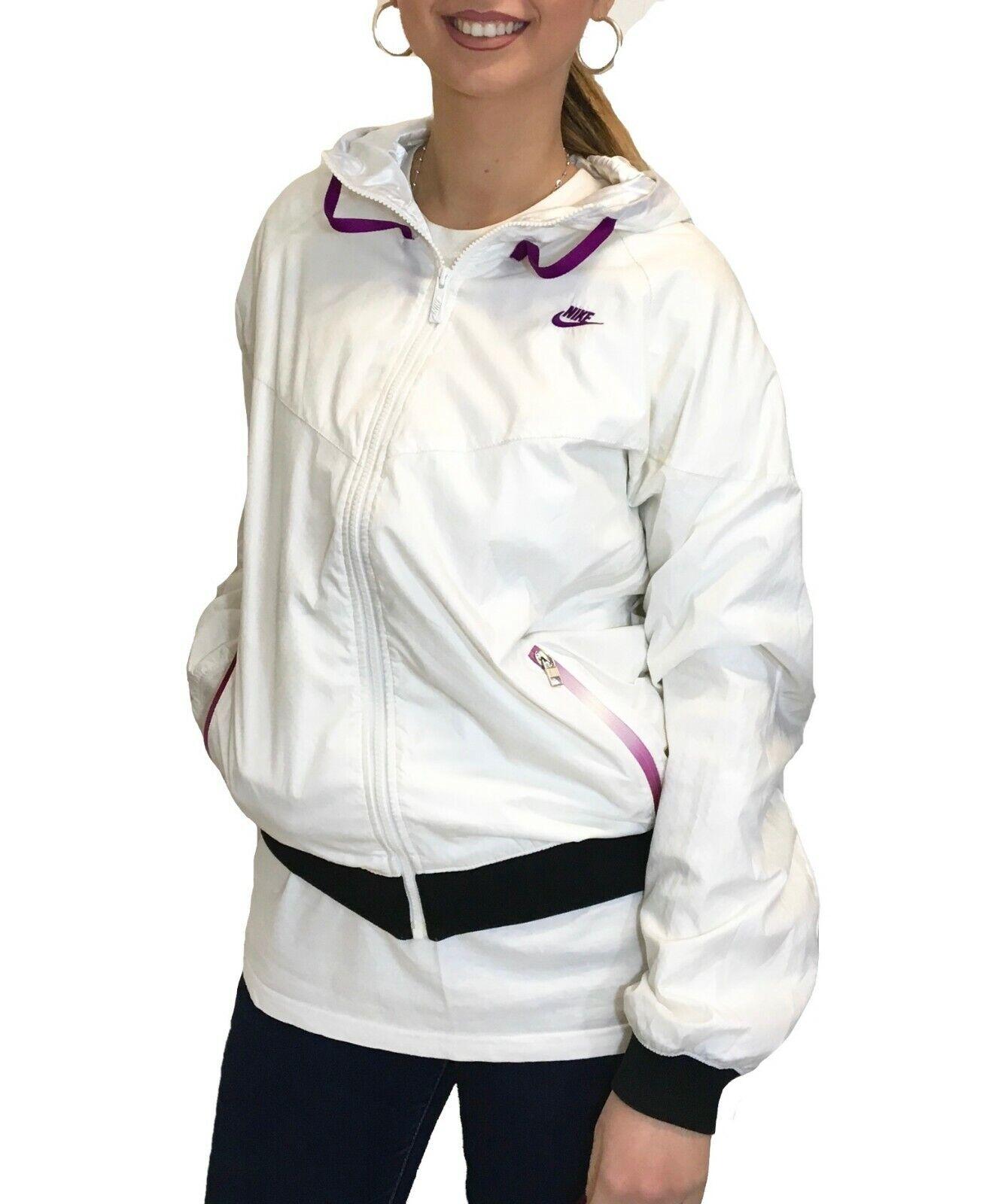 Giubbino Giacca NIKE NIKE NIKE Leggero Sport Casual Donna con Tasche Special Price 4094 c2ed63