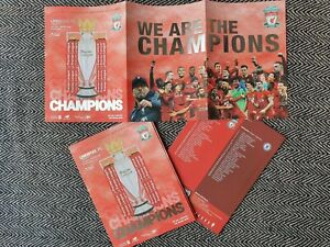 Liverpool-Champions-Very-Limited-Last-Home-Programme-against-Chelsea-22-7-2020