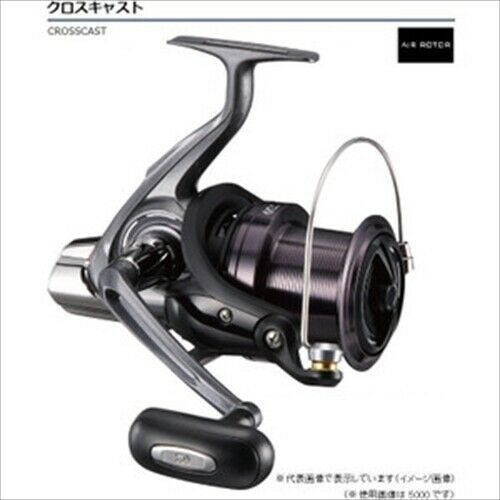 Daiwa Cross Cast 4000 Spinning From Japan