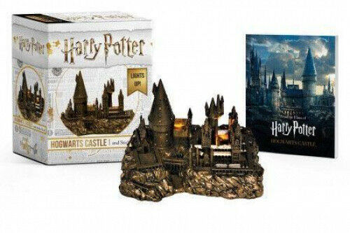 Harry Potter Hogwarts Castle and Sticker Book: Lights Up! by Running Press NEUF