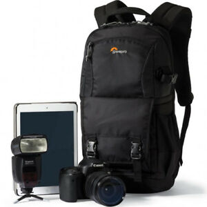 LowePro-Fastpack-BP-250-AW-ll-DSLR-Camera-Backpack-Case-for-DSLR-Free-Shipping