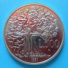 y) 500 Lire 1991 FDC Flora e Fauna d' Italia