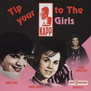 TIP-YOUR-KAPP-TO-THE-GIRLS-Various-Artists-NEW-amp-SEALED-SOUL-R-amp-B-KAPP-NORTHERN