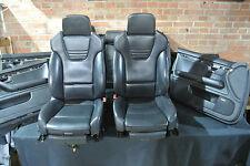 AUDI S4 8E B6 Avant Original Recaro Lederausstattung Innenausstattung SHZ hinten