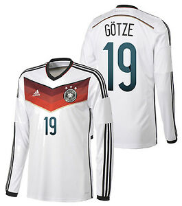 germany 2014 world cup jersey