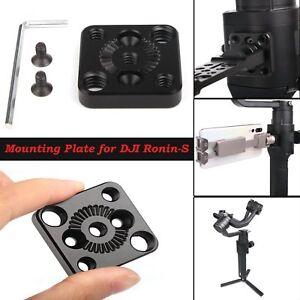 Neu-Aluminum-Alloy-Monitor-halterung-Halter-CNC-Montage-platte-fuer-DJI-Ronin-S