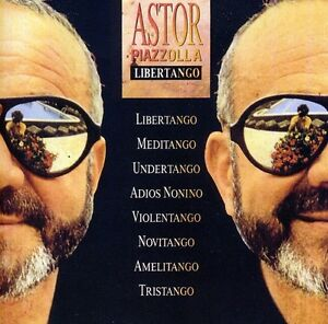 Details about Astor Piazzolla - Libertango [New CD]
