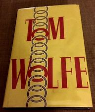 TOM WOLFE-HOOKING UP-SIGNED-1st EDITION-1st PRINTING