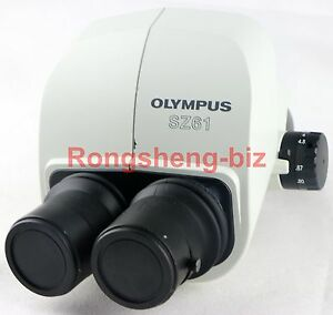 1PC-Used-OLYMPUS-SZ61-STEREO-ZOOM-MICROSCOPE-RS8