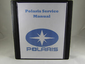 Service Manual for 2004 Polaris Outlaw 90