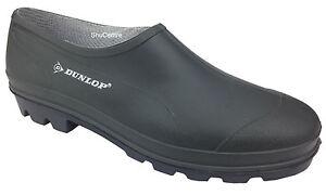 Nuevo Para Hombre señoras Dunlop Gardner Unisex Jardín zuecos Zapatos Wellington Jardinería