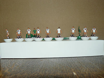 GERMANY 2014 WORLD CUP SUBBUTEO TOP SPIN TEAM