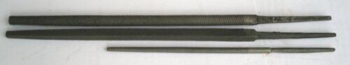 Vierkant Hieb1 Metallfeile 150mm Flach Hieb2 Rund Hieb1 Flachstumpffeile