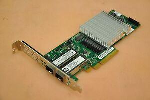 HP-NC523SFP-10GB-2-Port-Server-Adapter-Card-QLE3242-HP-593717-B21-593742-001