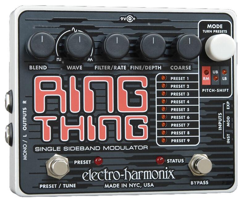 Electro-Harmonix Ring Thing Single Sideband Modulator - - - free shipping 5cec1d