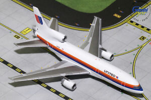 GEMINIJETS-GJUAL1689-UNITED-AIRLINES-L1011-500-1-400-SCALE-DIECAST-METAL-MODEL