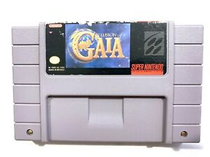 Illusion-Of-Gaia-SNES-Super-Nintendo-Game-Tested-Working-amp-Authentic
