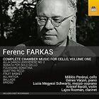 Kammermusik für Cello Vol.1 von D. Varjon,L. Megyesi Schwarz,M. Perenyi (2016)