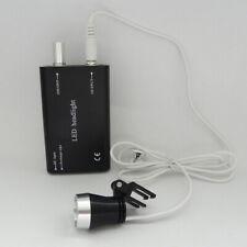 Dental Headlight Lamp For Surgical Medical Use Loupe Magnifier Popular Black Led