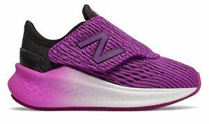 New-Balance-Kid-039-s-Fresh-Foam-Fast-Infant-Girls-Shoes-Purple