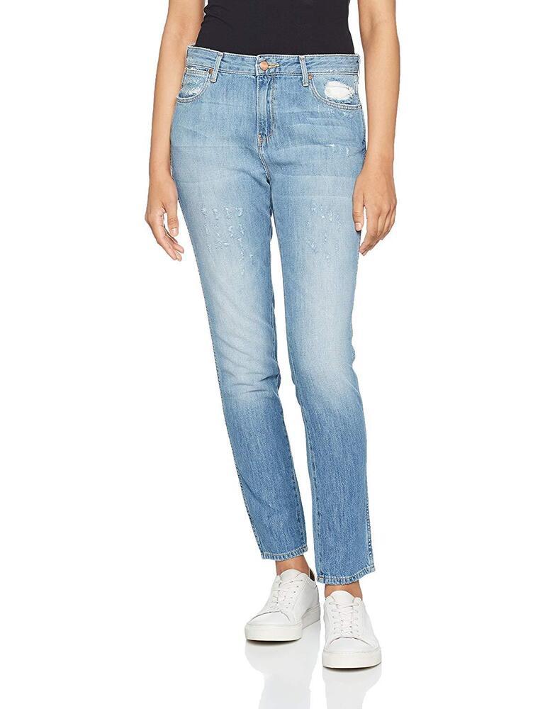 Wrangler Boyfriend Vintage Mi Jeans W28 L24 Neuf Avec étiquettes