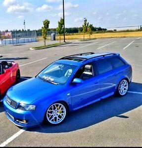 2003 Audi A4 Sline