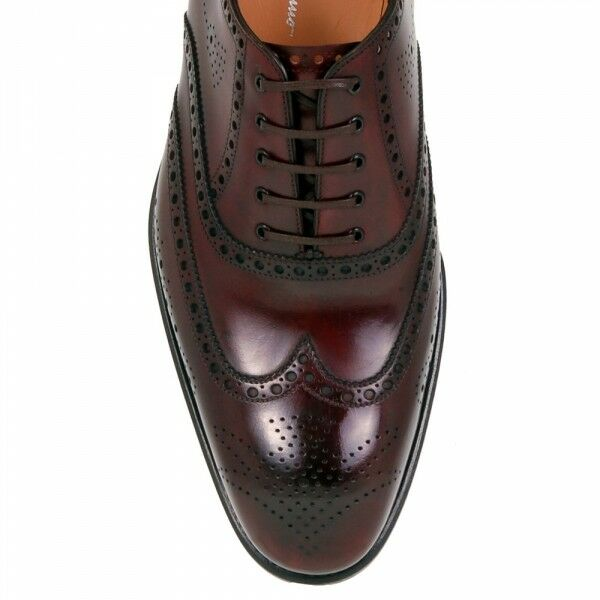 MOST WANTED Salvatore Ferragamo Wingtip Leather Oxford new shoes shoes Size 9 1 2 D