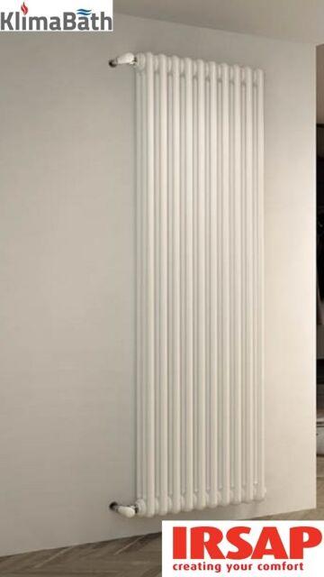 Radiatore tubolare in acciaio IRSAP Tesi 3/2000 12 Elementi Kc1932 Bianco