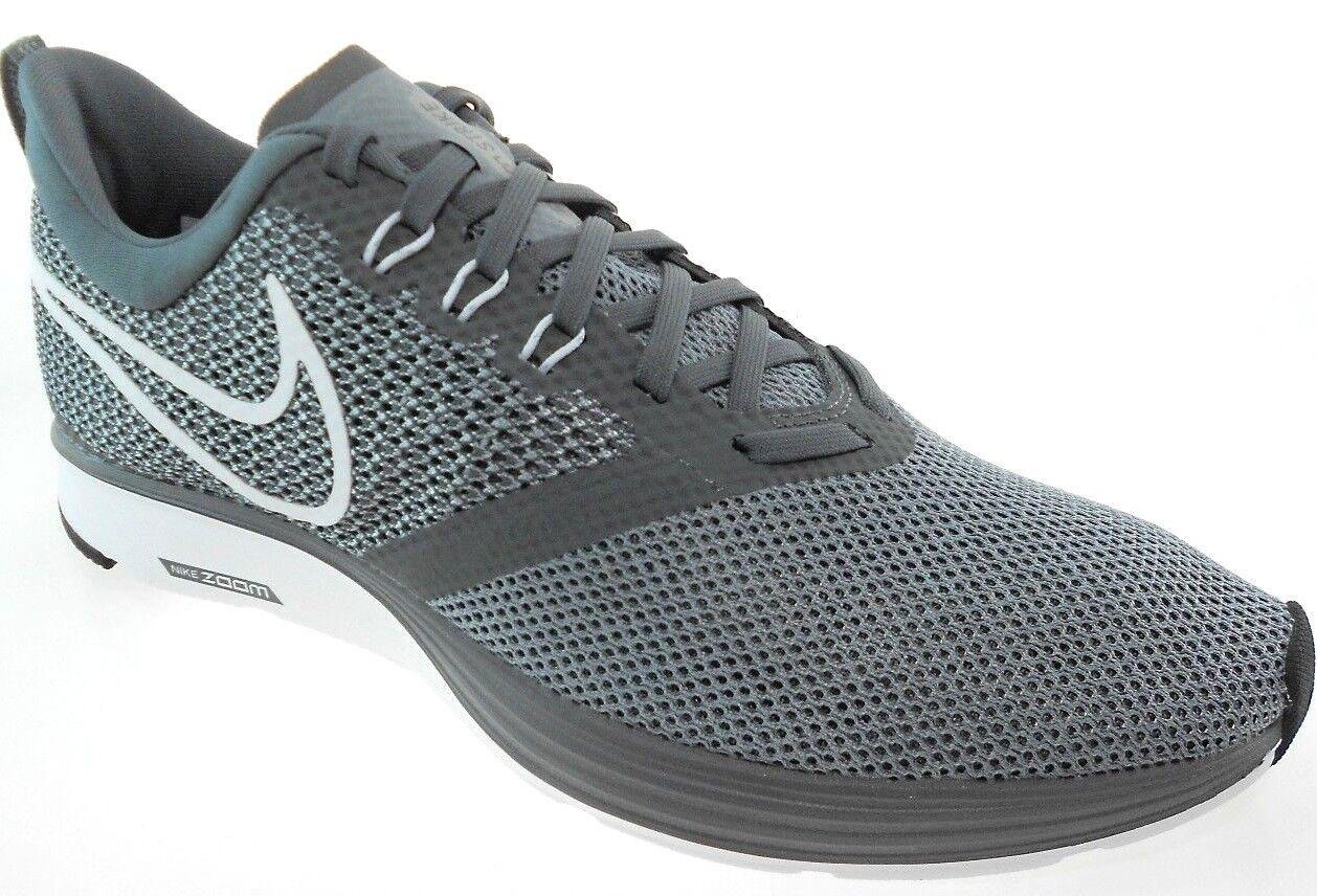 Nike Zoom huelga hombres gris / blanco running Zapatos, # zapatos aj0189-002 el último descuento zapatos # para hombres y mujeres a0ff69