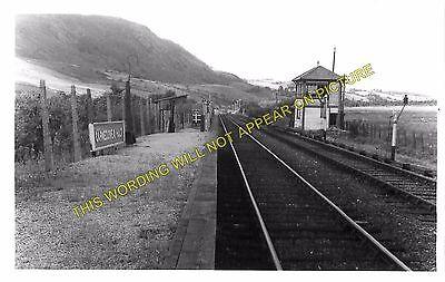 Bala Llanuwchllyn Railway Station Photo Drws-y-Nant GWR. Dolgelly Line 1