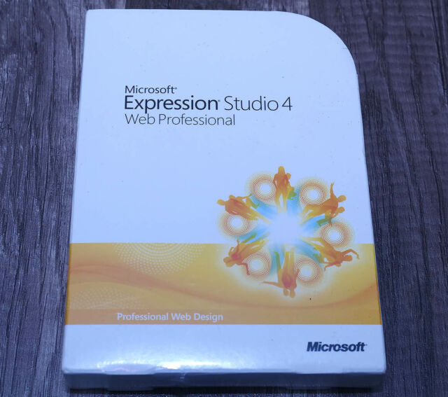 Expression Studio 4 Web Professional Discount