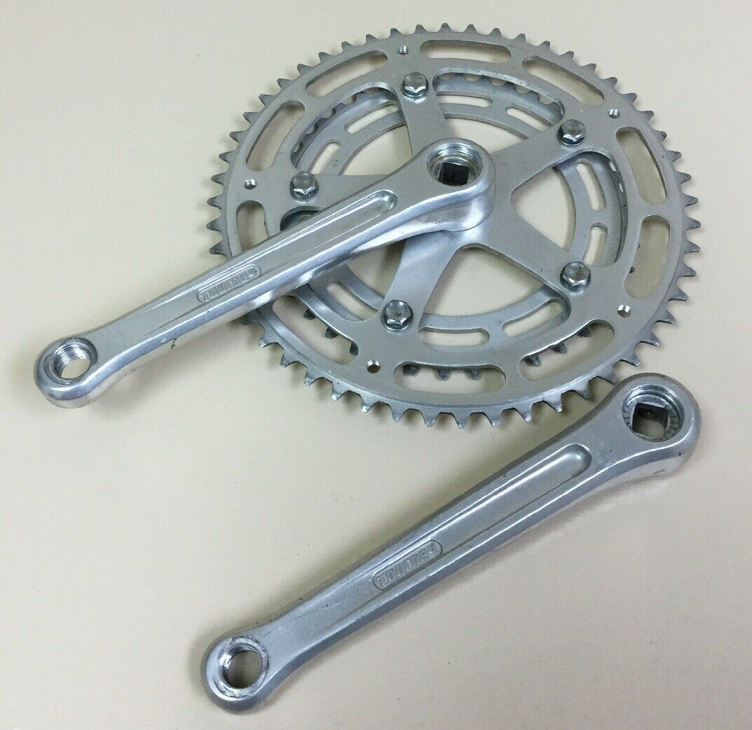 TOURNEY CRANKSET  170 MM DOUBLE 40-52T  online shopping and fashion store