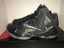 the latest 40009 57c7b item 2 Nike LeBron XI Black Anthracite Men s Size 12 DS 616175 090 -Nike  LeBron XI Black Anthracite Men s Size 12 DS 616175 090