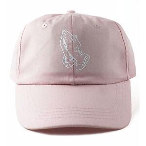 ca22a79aafd Pink hands 6 panel cap hat 5 snapback travis scott yeezus kanye dad ...