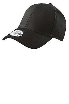 New Era Pro Brand 39Thirty Blank Hats Stretch Mesh Cap. 15 Colors NE1020.