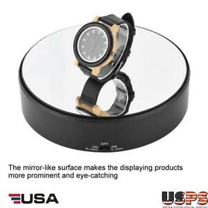 Adjustable-Battery-Powered-Motorized-Rotary-360-Rotating-Display-Stand-Turntabl