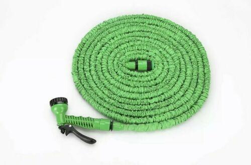 Flexibler Gartenschlauch dehnbarer Wasserschlauch Flexischlauch flexibel 22,5M