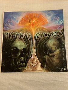 """The Moody Blues """"In Search of the Lost Chord""""-Deram DES 18017 - LP"""