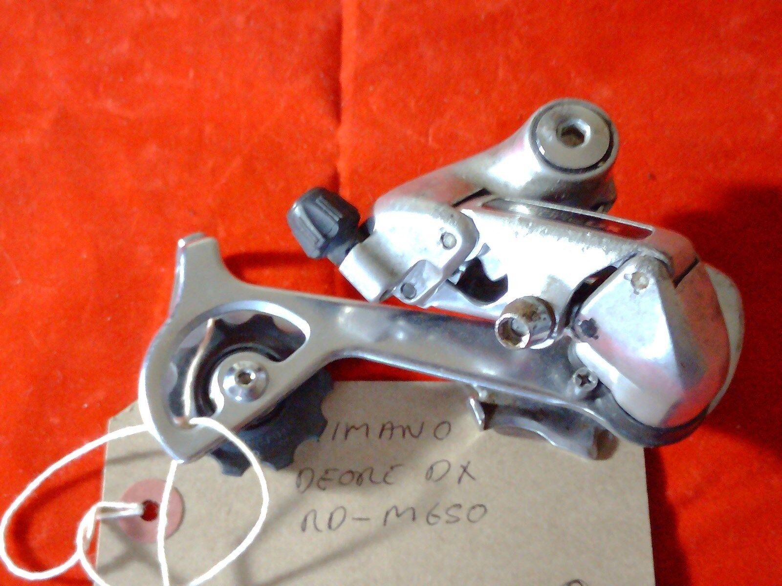 SHIMANO DEORE DX RDM650 Deragliatore Posteriore 1992