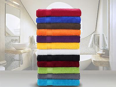 Luxus Handtücher 4 Gästetuch, 4 Handtuch, 2 Duschtuch 500 g/m² Frottee Baumwolle