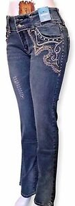 Montana-West-Trinity-Ranch-Jeans-Boot-Cut-Discontinued-Western-Jeans-Pant