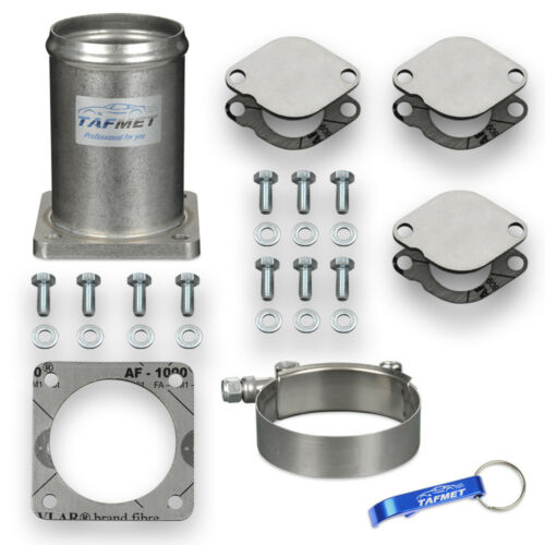 11 EGR Removal Delete Kit Blanking Plate for Land Rover Discovery Defender Td5