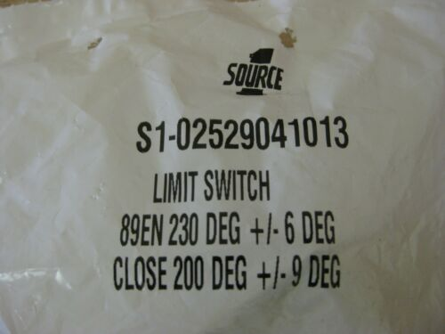 New OEM York Coleman Luxaire S1-02529041013 025-29041-013 Furnace Limit Switch
