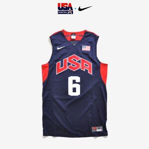 Nike Lebron James Olympic Jersey Medium