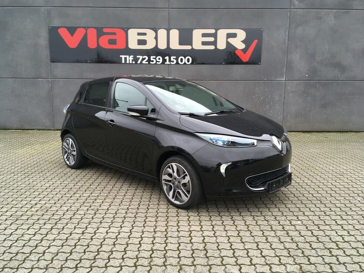Renault Zoe  Intens 5d - 174.900 kr.