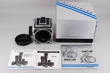 Hasselblad 500CM 500 C/M chrome Body Finder,ORIGINAL BOX  from japan # bn113