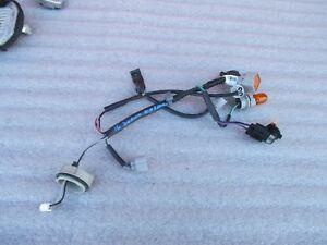 2015-2017 subaru outback legacy oem headlight wiring harness bulbs oem 15  16 17 | ebay  ebay