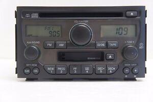 Image Is Loading 03 04 05 Honda Pilot Radio Stereo Tape